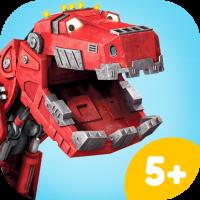 Dinotrux Kinder Spiele App von DreamWorks Animation – Action für Kinder ab 5 Jahren