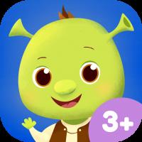 DreamWorks Friends Kinder App – Morgen-Routine lernen für Kinder ab 3 Jahren