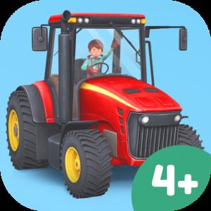Kleiner Bauernhof Kinder 3D App – Farming Spiel für Kinder ab 4 Jahren