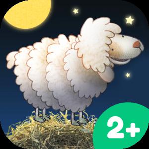 Schlaf Gut Kinder-App zum Einschlafen – lustige Bauernhof-Tiere und Animationen