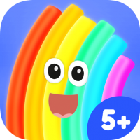 Rudi Regenbogen Kinder App – Lernspaß für Kinder ab 5 Jahren