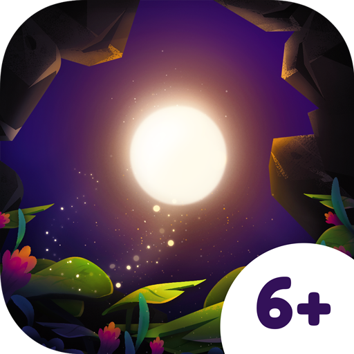 App Icon SHINE Journey of Light – calming adventure game for kids and grown-ups