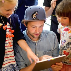Meet the Fox & Sheep Team – we create beautiful apps for kids