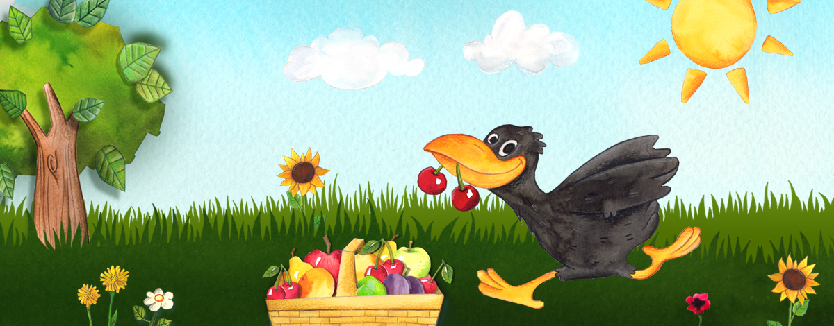 The Orchard App based on the boardgame bestseller by HABA