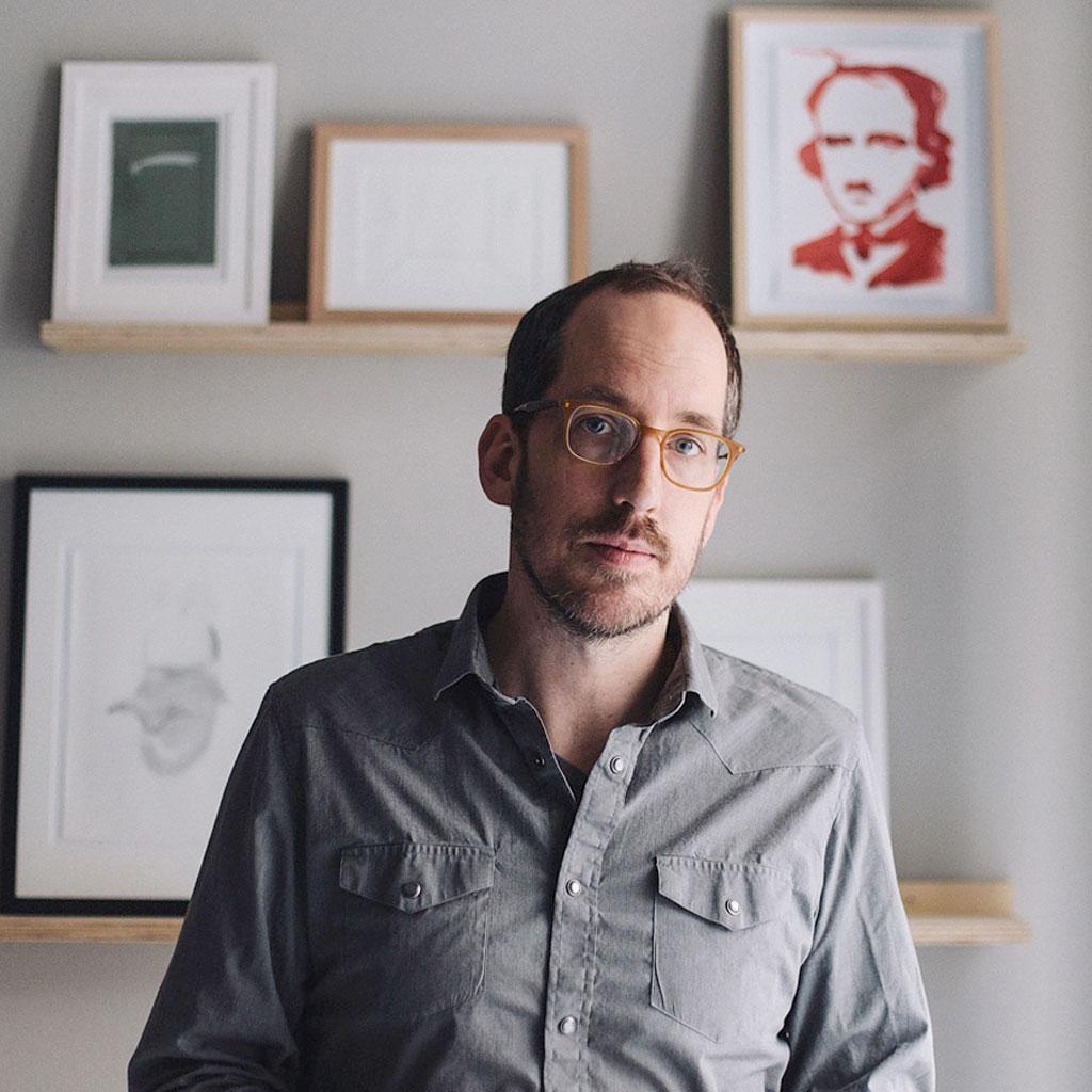 Christoph Niemann – Künstler und Illustrator der Apps CHOMP und Streichelzoo