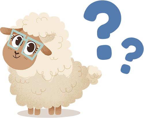 FAQ Fox & Sheep – do you have questions? we will help you out