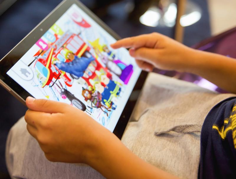 Kinder App Entwicklung – Testen mit Kindern