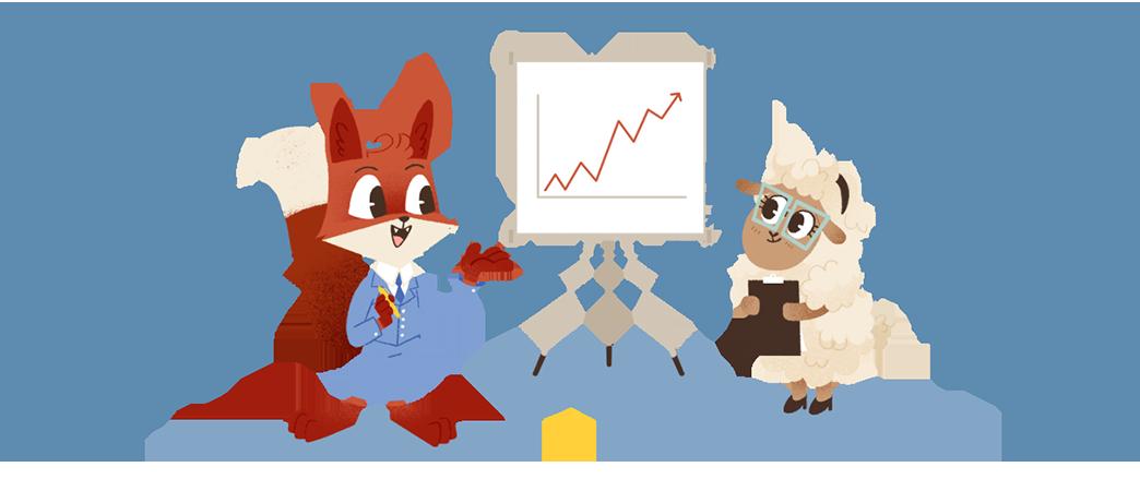 Fox & Sheep Agency – Digitale Produkte für Kinder
