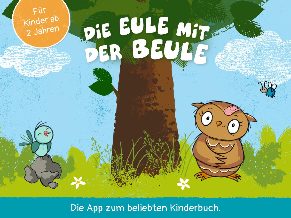 Kleine Eule App für Kinder