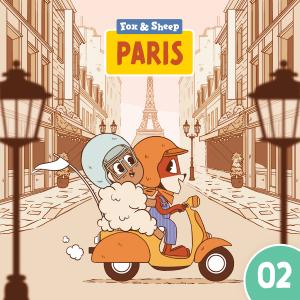 Rund um die Welt mit Fuchs und Schaf Hörspiel – Episode 02 Paris