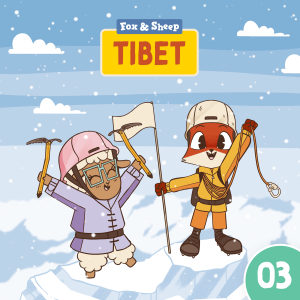 Rund um die Welt mit Fuchs und Schaf Hörspiel – Episode 03 Tibet