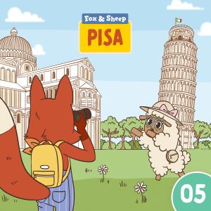 Rund um die Welt mit Fuchs und Schaf Hörspiel – Episode 05 Pisa