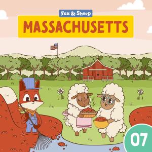 Rund um die Welt mit Fuchs und Schaf Hörspiel – Episode 07 Massachusetts