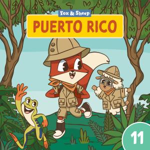 Rund um die Welt mit Fuchs und Schaf Hörspiel – Episode 11 Puerto Rico