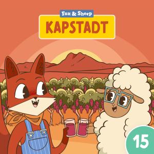 Rund um die Welt mit Fuchs und Schaf Hörspiel – Episode 15 Kapstadt