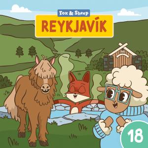 Rund um die Welt mit Fuchs und Schaf Hörspiel – Episode 18 Reykjavik