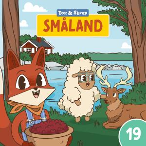 Rund um die Welt mit Fuchs und Schaf Hörspiel – Episode 19 Smaland