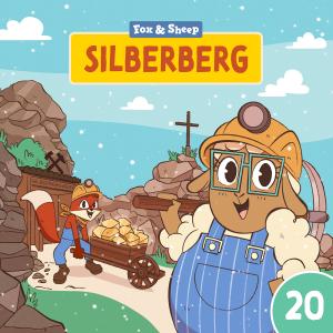 Rund um die Welt mit Fuchs und Schaf Hörspiel – Episode 19 Silberberg